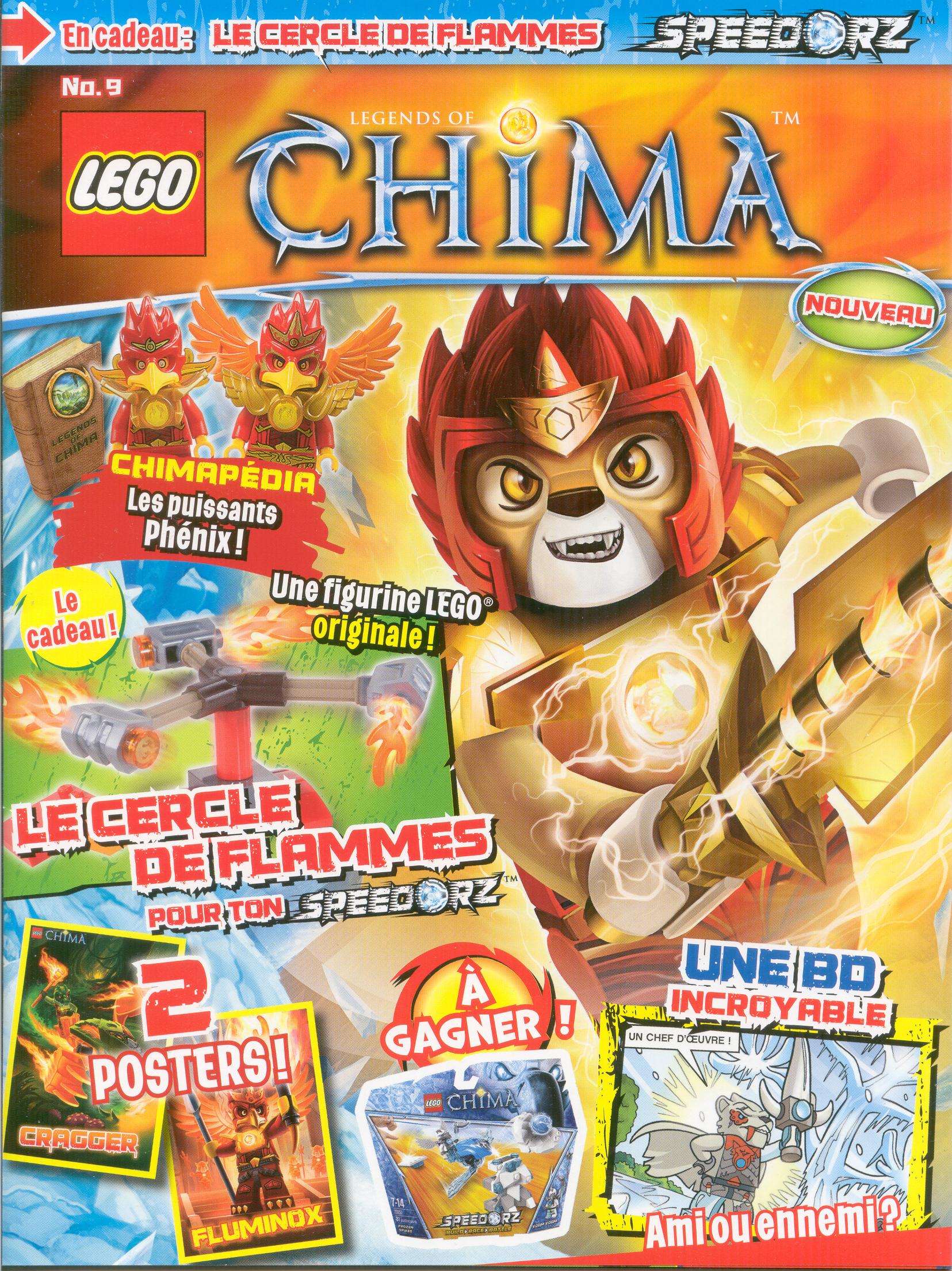 Lego chima 9 wiki lego fandom powered by wikia - Image de lego chima ...