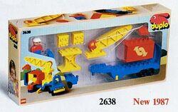 2638-Truck with Crane