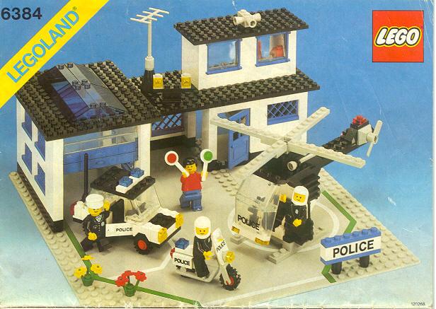 lego-siti-politseyskiy-uchastok