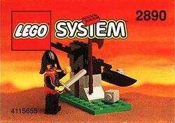 2890 King's Catapult
