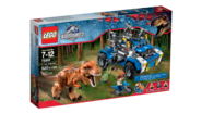 Jurassic World LEGO T-Rex Tracker box1