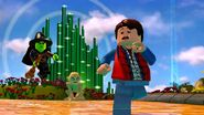 LEGO Dimensions Marty and Gollum