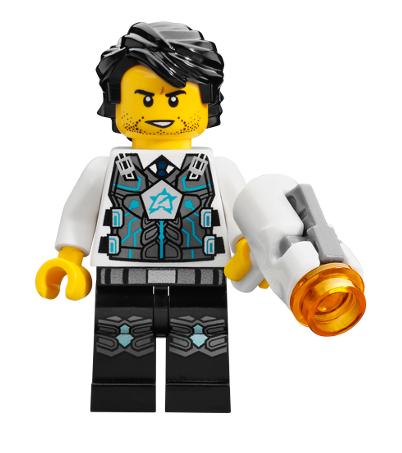 Lego Ultra Agents Jack Fury Agent Jack Fury