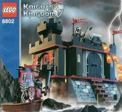 8802 Dark Fortress Landing