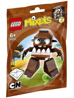 Mixels-LEGO-Series-2-Chomly-41512-Fang-Gang-Brown-Set-Packaged-e1397534912293
