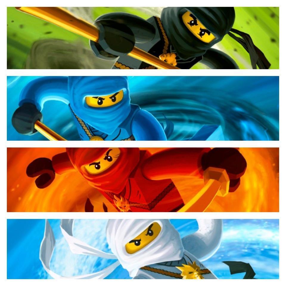 GALLERY: Ninjago Logo Png