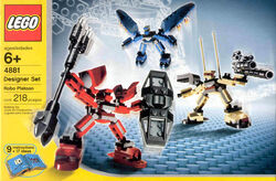 4881 Robo Platoon box