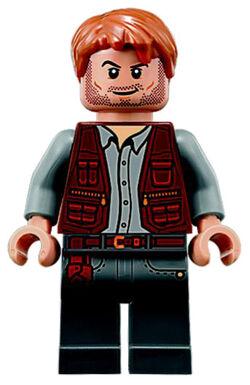 Owen Grady Brickipedia the LEGO