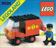 6624 Delivery Van