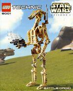 8001-2 Technic Battle Droid