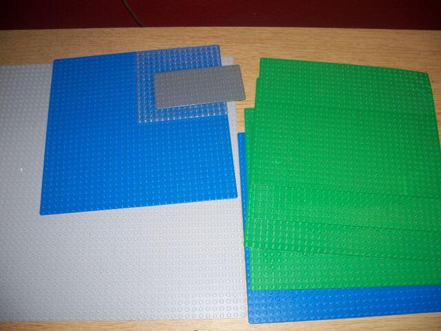File:Lego baseplates.jpg