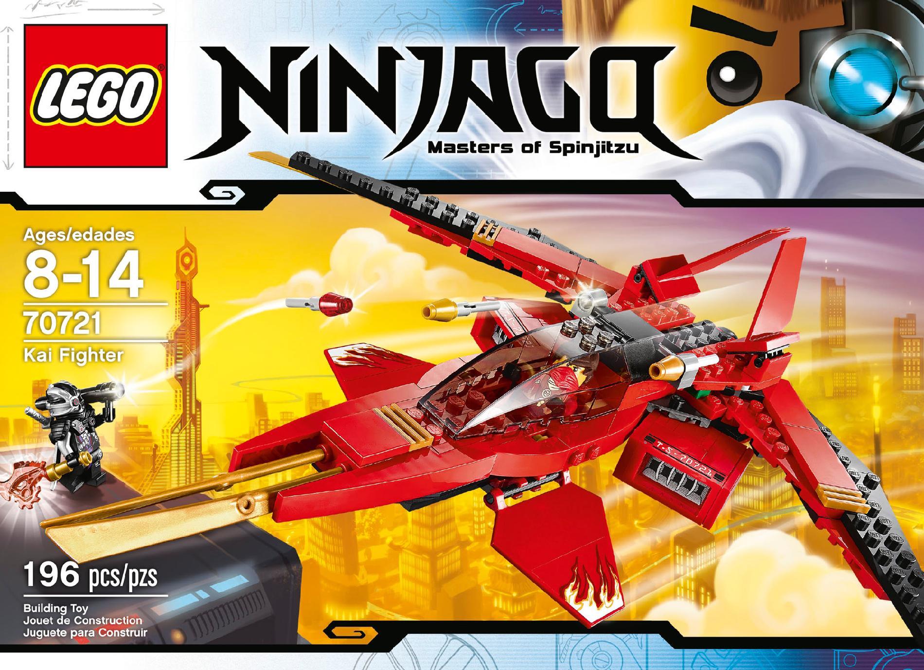 70721 kai fighter brickipedia fandom powered by wikia - Photo lego ninjago ...