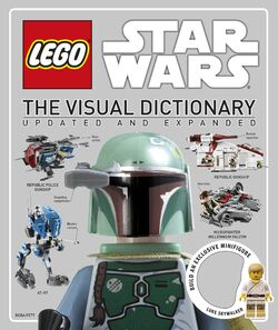 LEGO Star Wars The Visual Dictionary Updated and Expanded