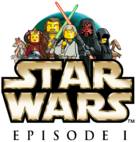 LEGO Star Wars Episode 1 logo