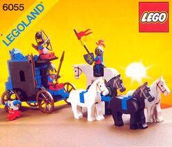 6055 Prisoner Convoy
