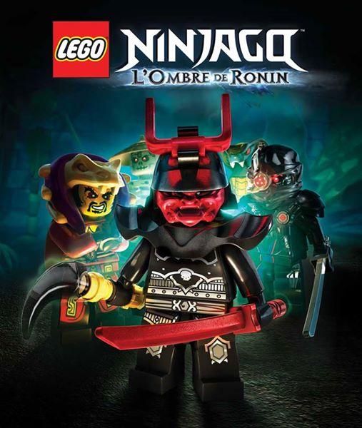 Lego ninjago l 39 ombre de ronin wiki lego fandom - Lego ninjago saison 2 ...