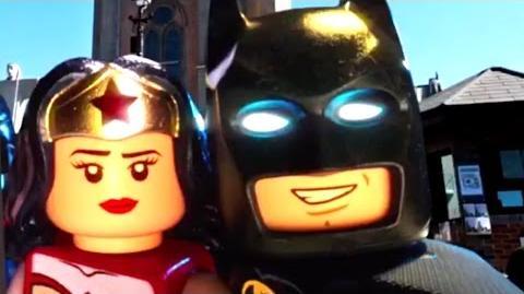 THE LEGO BATMAN MOVIE Promo Clip - I'm Batman (2017) Animated Comedy Movie HD