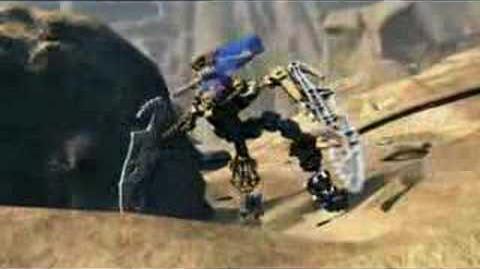Bionicle Vahki Advertisment