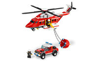Fire Helicopter 7206