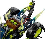 Lego Ninjago Chain Cycle Ambush 4