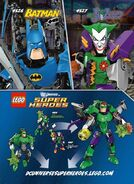 Joker and Green Lantern Combiner Model Two