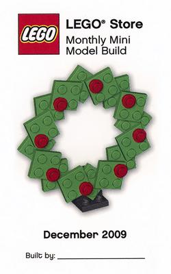 MMMB017 Christmas Wreath