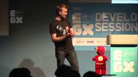 LEGO Batman 3 Beyond Gotham - EGX 2014 Developer Session