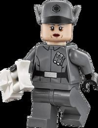 Lego First Order Officer