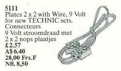 5111 Motor Wire