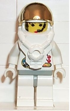 lego astronaut spaceship - photo #23