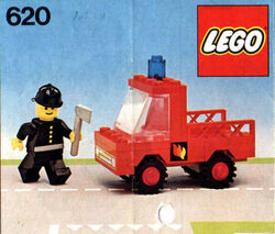 620 Fireman's Car