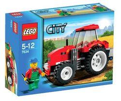 7634 Tractor Box