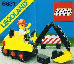 6631-Steam Shovel