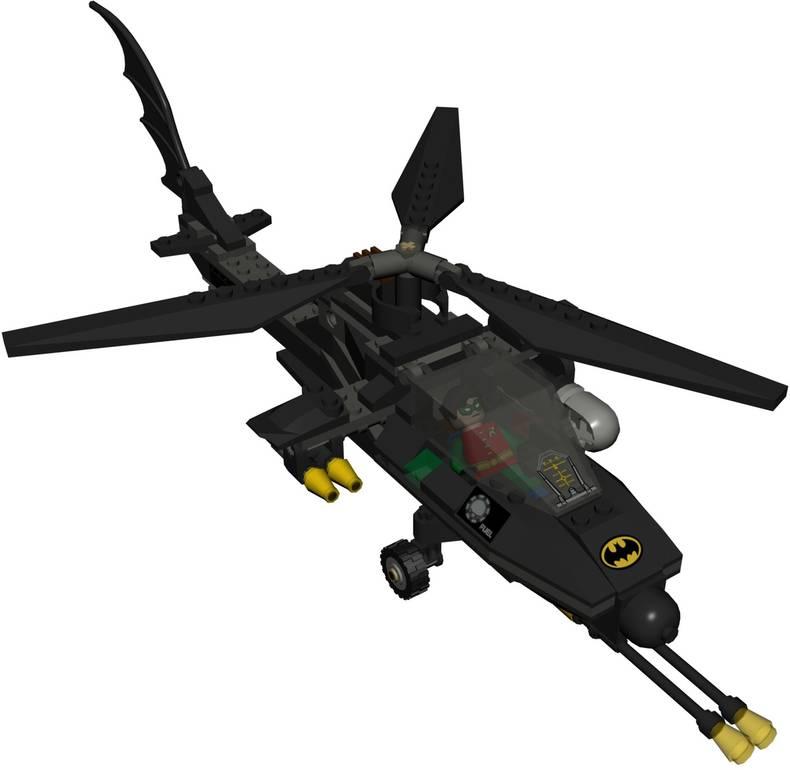 Bat-Copter   LEGO Batman Wiki   Fandom powered by Wikia