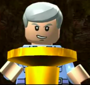 Lego indy false grail