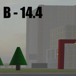 B 14 4