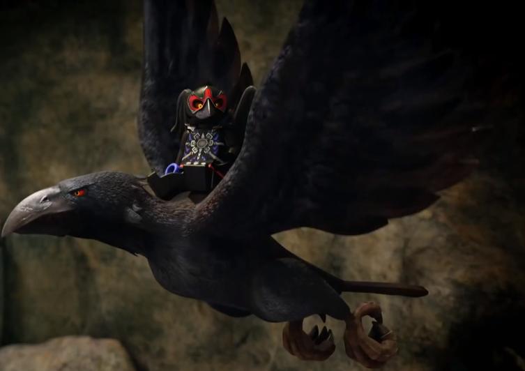 Raven legend beast lego legends of chima wiki fandom - Legende de chima saison 2 ...