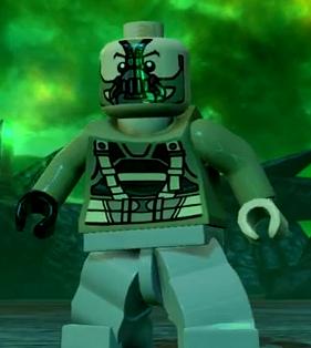 Bane (The Dark Knight Rises) | Lego Marvel and DC ...