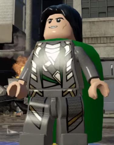 Loki (No Helmet) | Leg...