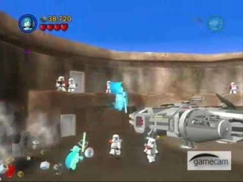Yoda ghost lego star wars wiki fandom powered by wikia - Lego star wars anakin ghost ...