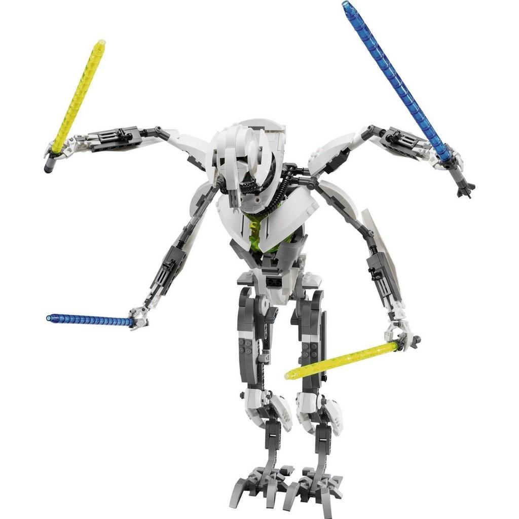 10186 general grievous lego wars wiki fandom