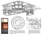 Lu monastery sketches 4