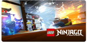 Ninjago- Masters of Spinjitzu