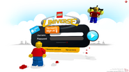 LEGO Universe Beta Front End