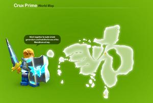 Crux Prime Map