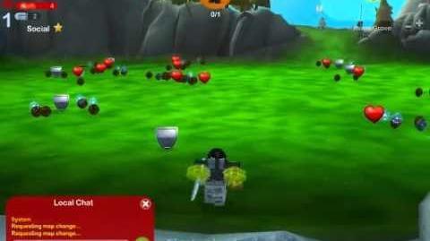 LEGO Universe DEV Walkthrough - Unreleased Version - Part 38 - AG Prop Zones