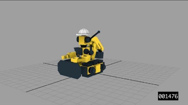 Cochran Lego Universe Reel
