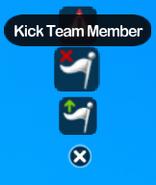 Kick Member
