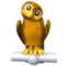 Owl brwn