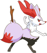 Shiny Braixen XY